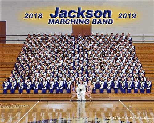 JHS Band 2018-19