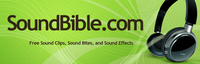 Royalty Free Sounds from Sound Bible