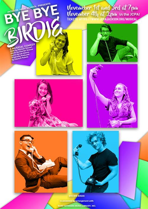 Jackson High School Presents Bye Bye Birdie