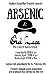 JSA Presents: Arsenic & Old Lace by Joseph Kesseling