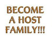 Host Families Needed August 3-9